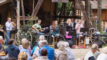Permalink zu:Bericht Kultursommer im Obermühlenhof 2017