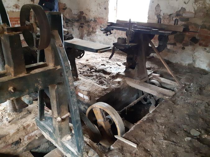 Stellmacher-Werkstatt